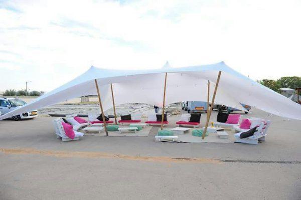 אוהל להשכרה לאיורעים