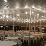 אוהל להשכרה באירוע