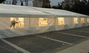 אוהל 4 כפול 12