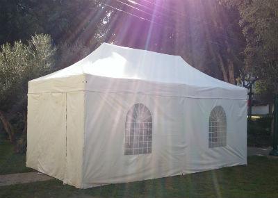 אוהל 4 כפול 8
