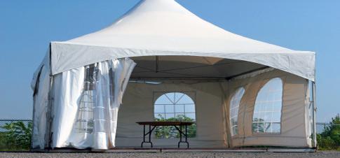 אוהל ענקי