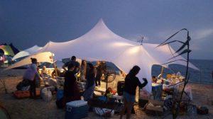 השכרת אוהל לייקרה